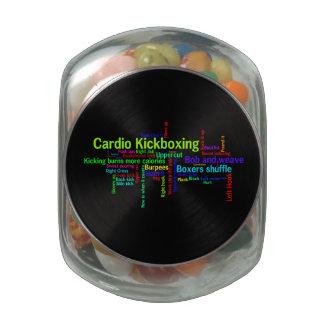 Cardio Kickboxing Word Cloud