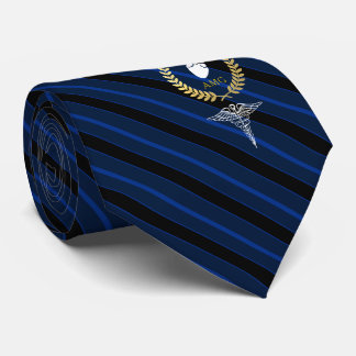 Cardiologist | Heart Doctor Customized Navy Tie