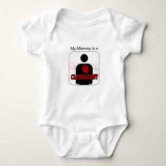CARDIOLOGIST LOGO BABY BODYSUIT