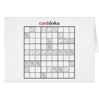 cardoku diamonds card