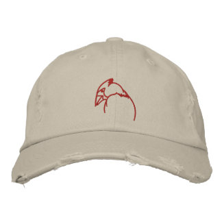 CARDS CAP EMBROIDERED HAT