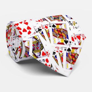 cards, cards tie