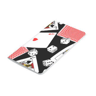 Cards & dice journal