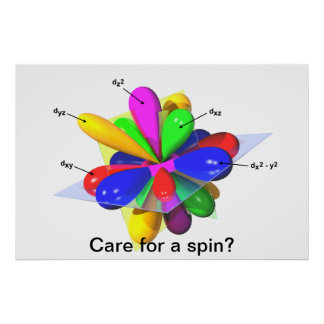 Care for a spin? poster