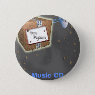 Care Package-Music CD Button