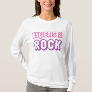 Career Design Hygienists Rock T-shirt