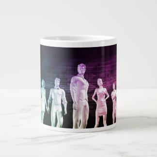 Career Development and Marketable Skills Large Coffee Mug