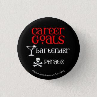 Career Goals 1 Inch Round Button