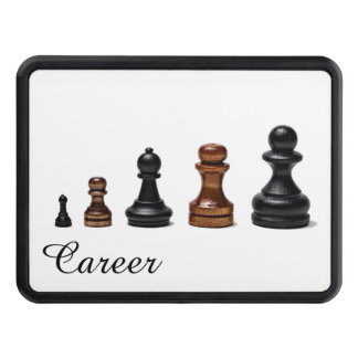 Career Path Trailer Hitch Cover