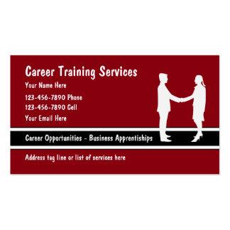 Career Training Business Cards