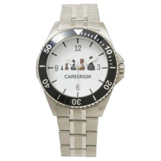 Careerism funny customizable watch