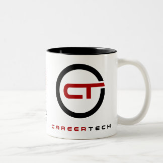 CareerTech Identity Signature Mug with URL