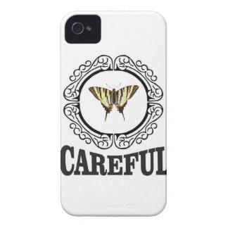 careful circle iPhone 4 cases