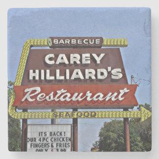 Carey Hillard's, Savannah Coasters Stone Beverage Coaster