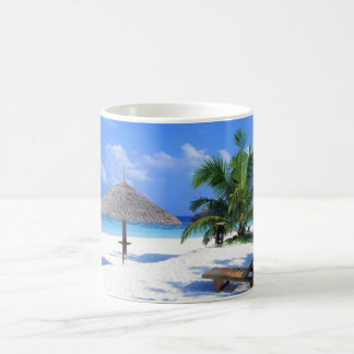 Caribbean Beach Coffee Mug