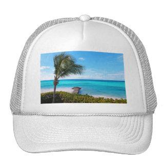 Caribbean Beach Hats