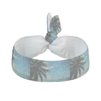 Caribbean Blue Hair Tie