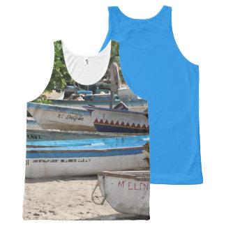 Caribbean Boats tank