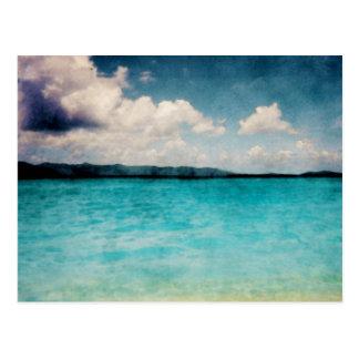 Caribbean British Virgin Islands Postcard
