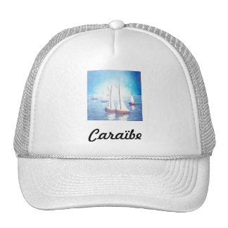 Caribbean cap hats