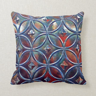 Caribbean Cathedral Throw Pillow
