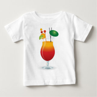 Caribbean Cocktail Baby T-Shirt