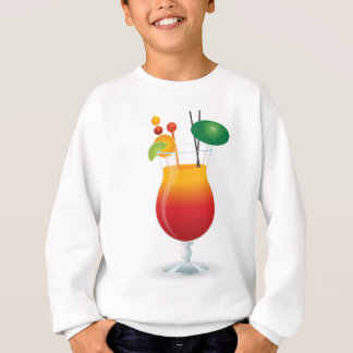 Caribbean Cocktail Sweatshirt