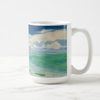 """Caribbean"" coffee mug"