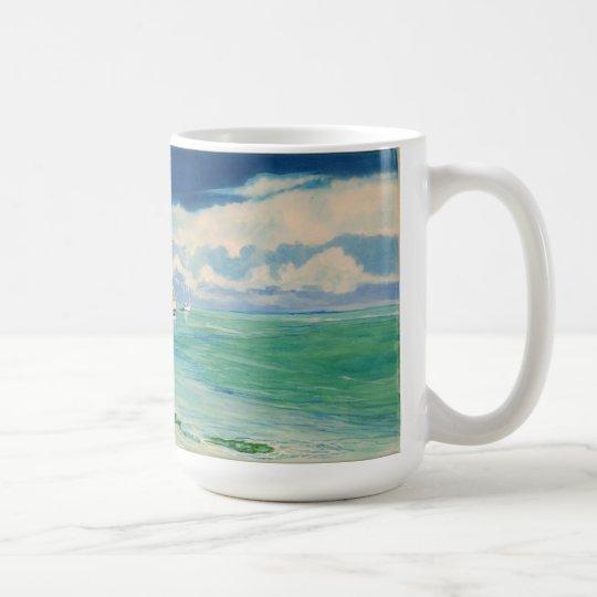 """Caribbean"" coffee mug"