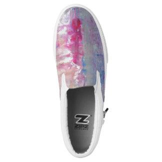 Caribbean Dream Slip-On Sneakers