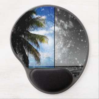 Caribbean Dreaming Gel Mouse Pad