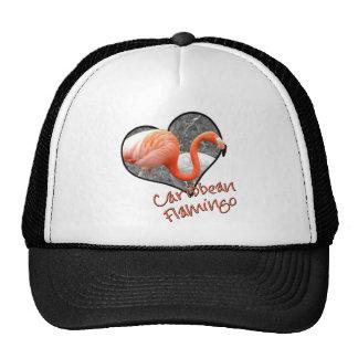 Caribbean Flamingo Hat