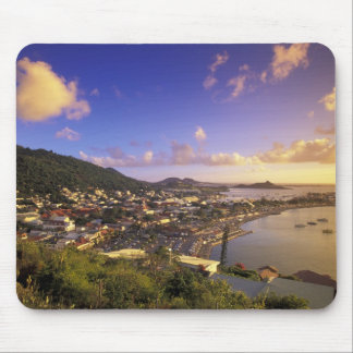 Caribbean, French West Indies, St. Martin. Mouse Pad
