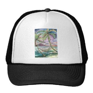 Caribbean Hammock - enhanced Mesh Hats