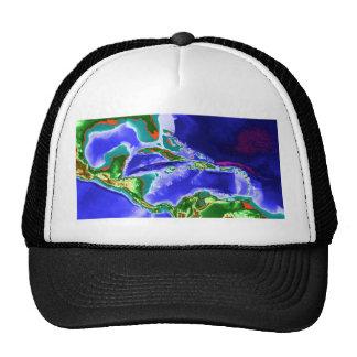 Caribbean Mesh Hat
