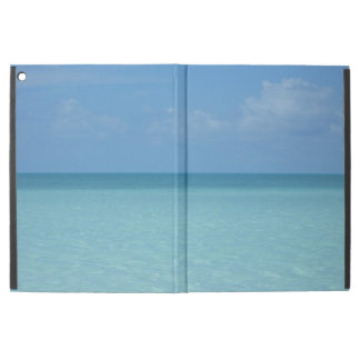 "Caribbean Horizon Tropical Turquoise Blue iPad Pro 12.9"" Case"