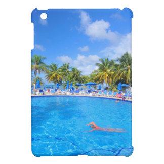 Caribbean islands iPad mini cases