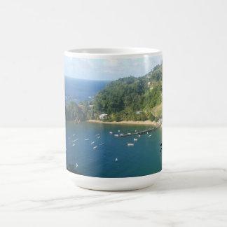 Caribbean life coffee mug