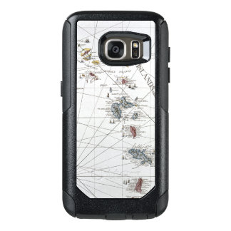 CARIBBEAN: MAP, 1775 OtterBox SAMSUNG GALAXY S7 CASE