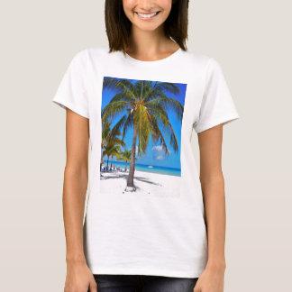 Caribbean palm tree T-Shirt