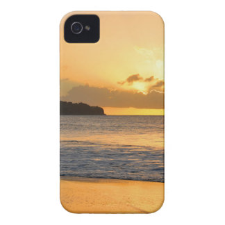 Caribbean paradise Case-Mate iPhone 4 case
