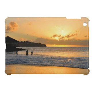 Caribbean paradise cover for the iPad mini