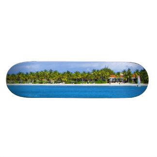 Caribbean Paradise Skateboard