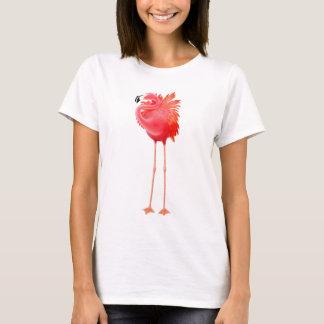 Caribbean Pink Flamingo T-Shirt