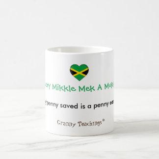 Caribbean Proverb Mug