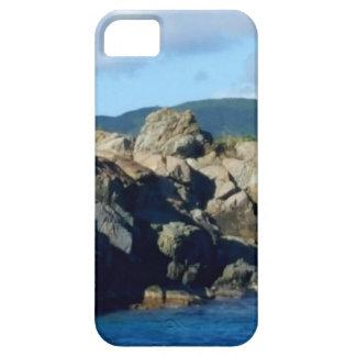 Caribbean Rocky Barrier St. Thomas Landscape iPhone 5 Cases