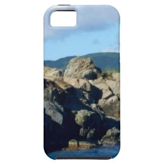 Caribbean Rocky Barrier St. Thomas Landscape iPhone 5 Covers