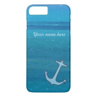 Caribbean Sea Anchor iPhone 7 Plus Case