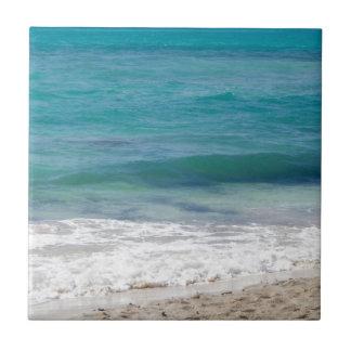 Caribbean Sea Beach Tile