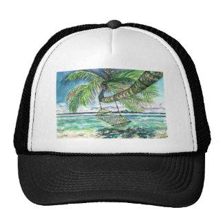 Caribbean Solitude Trucker Hat